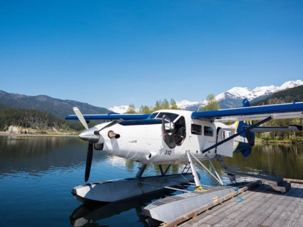 Vancouver and Float Plane Tour