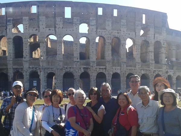 Rome Historical & Heritage Tour