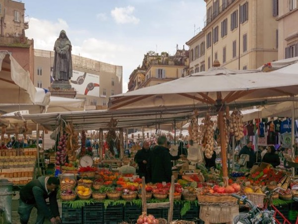 Market Foodie & Cooking Tour