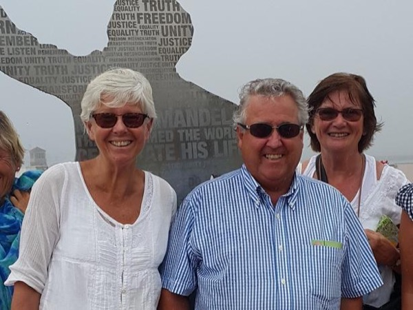 Private tour guide Sithembiso