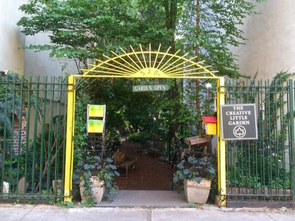 East Village Community Garden and Open Space Tour