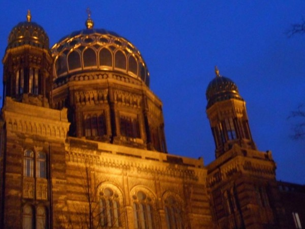 Jewish History of Berlin Private Tour