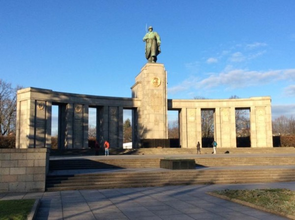 The Second World War in Berlin Private Tour