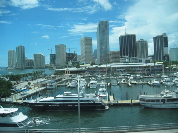 Miami Beach private City Tour from Fort Lauderdale