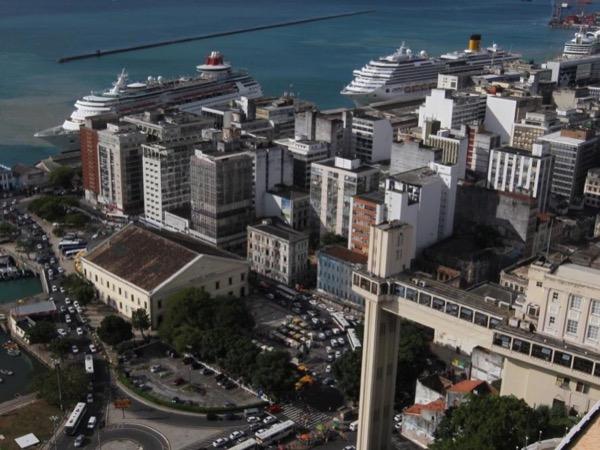 [Shore Excursion] Cruise Tour in Salvador, Bahia