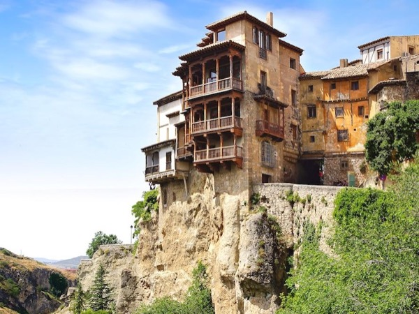 Full Day Tour from Madrid to Cuenca