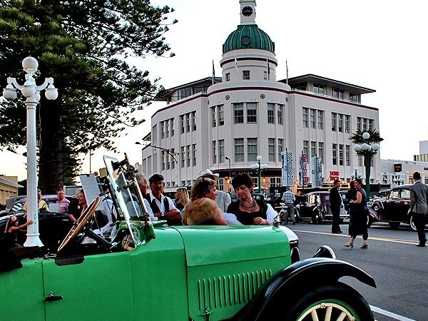 Private Tour - Napier Art Deco, & Rural Hawkes Bay