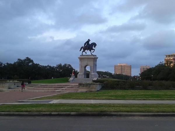 The Hermann Park tour