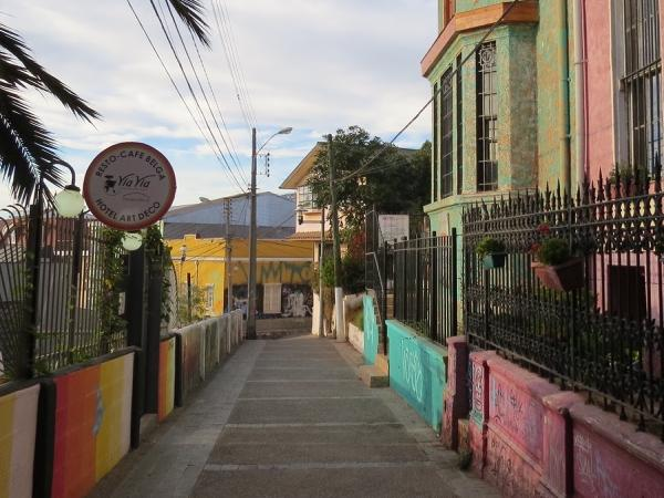 Tour in Valparaiso & Casablanca Wine Tour