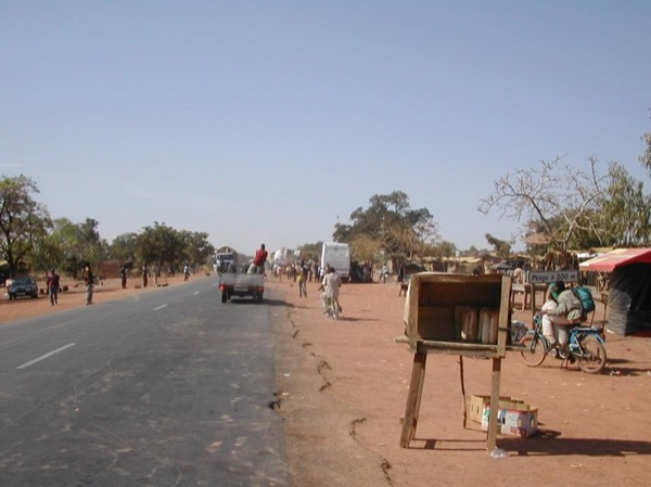 Burkina Faso - Ghana tour