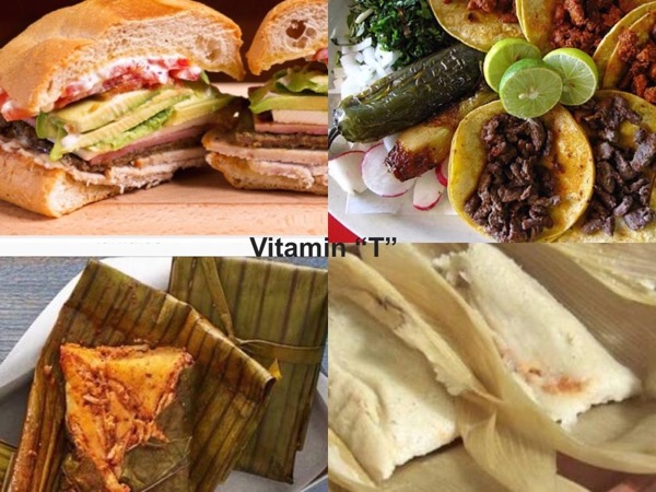 Dine around-local food -Vitamin