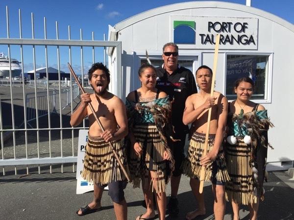 Rotorua Shore excursion, Maori Culture incl Tauranga and Mt Maunganui