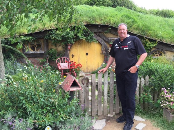 Hobbiton Lord of the Rings Movie set Tour from Tauranga