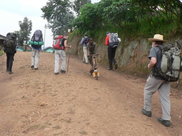 Hiking Congo Nile Trail and Nyungwe NP