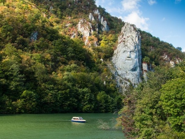 Day trip to Danube Gorge from Timisoara