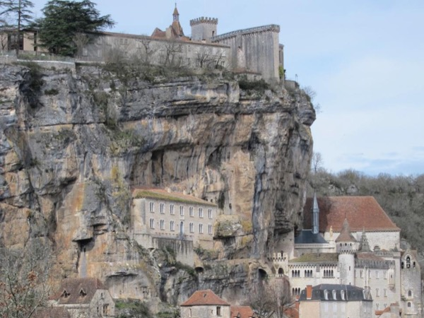 Fullday Private Guided Tour - The magnificent village of Rocamadour with its Black Madonna and the prehistoric cave Merveilles