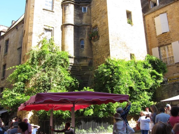 A Gourmet Guided Private Tour of Sarlat in the Perigord - an unspoilt medieval town in the heart of the Dordogne, Aquitaine