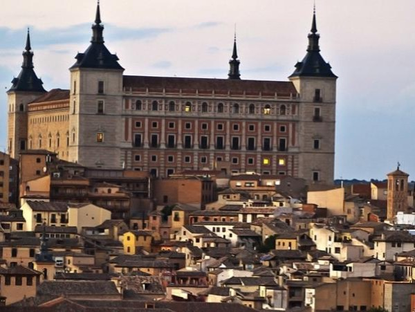Toledo at Sunset Private Tour