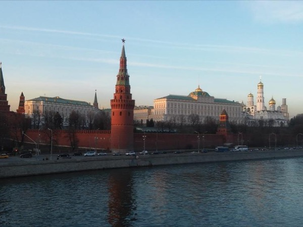 Full-scale Kremlin Tour of Moscow