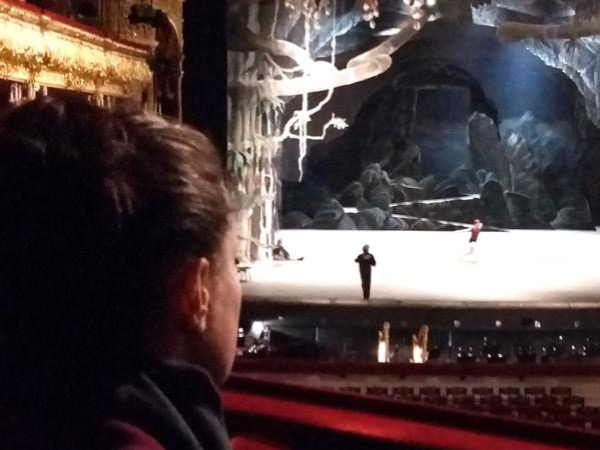 Bolshoi Backstage tour by private Moscow guide