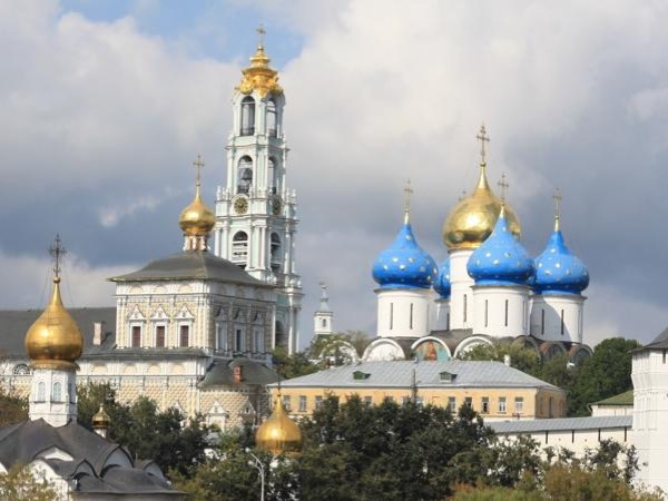 Sergiev Posad 1 day private tour from Moscow
