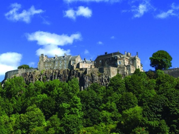 Glasgow, Stirling and Loch Lomond and The Trossachs National Park Private Tour