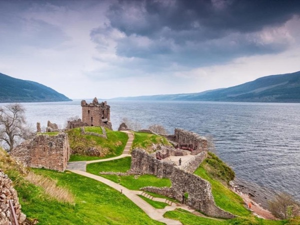 Loch Ness and The Highlands 2 day Private Tour