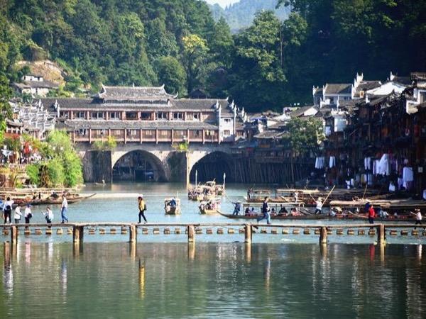 6-DAY Western Hunan Complete Avatar World Tour