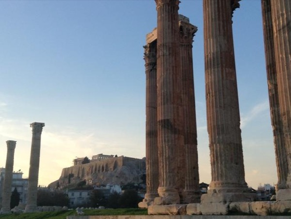 Best of Athens Private Tour <includes transportation>