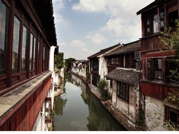 Shore excursion: Private Shanghai City Highlight+Zhujiajiao Watertown Day Tour