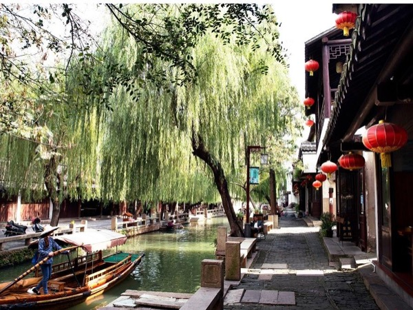 All inclusive Private Suzhou and Watertown Zhouzhuang from Shanghai day trip