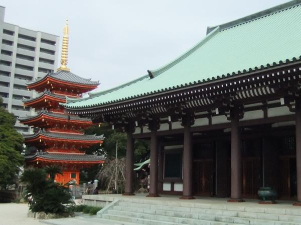Half Day tour of the eastern side of Fukuoka city