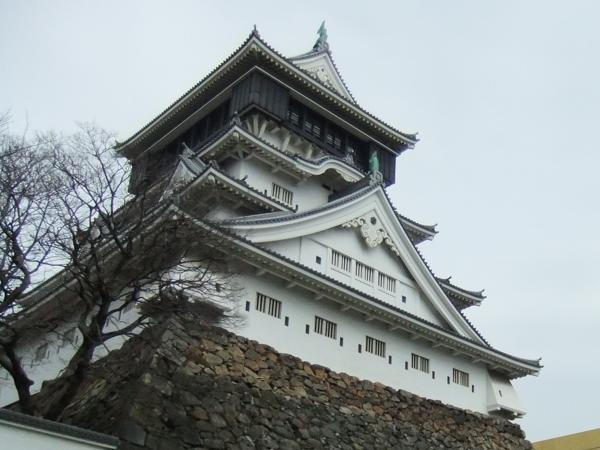 Sake tasting and Kokura castle tour