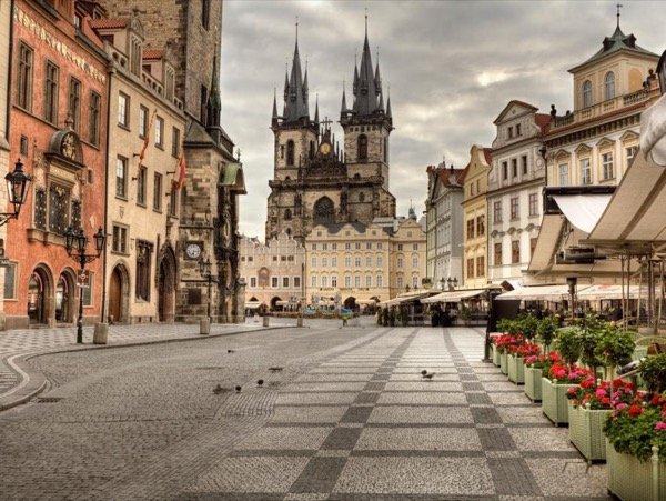 Prague: Pearls of the Right River Bank (4 hours) - Private tour