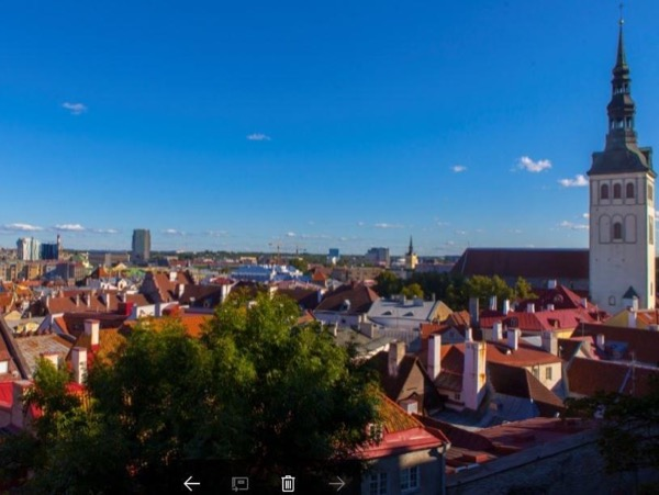 Quick Tallinn Walking Tour