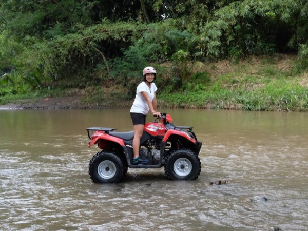 Bali Quad Bike Adventure Private Tours