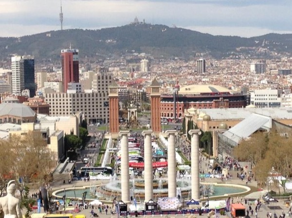 6 h Panoramic private tour to Barcelona