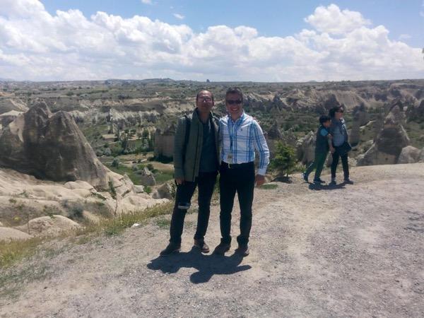 Private tour guide Mustafa