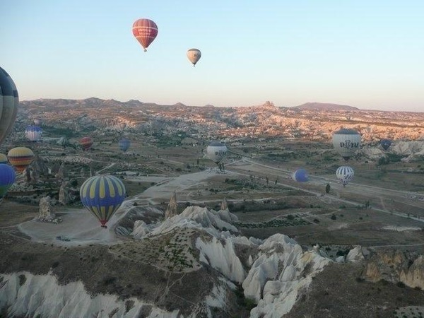 South of cappadocia with underground city