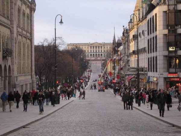 Oslo Walking tour - City centre