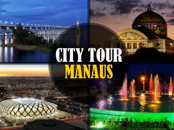 Private City Tour in Manaus