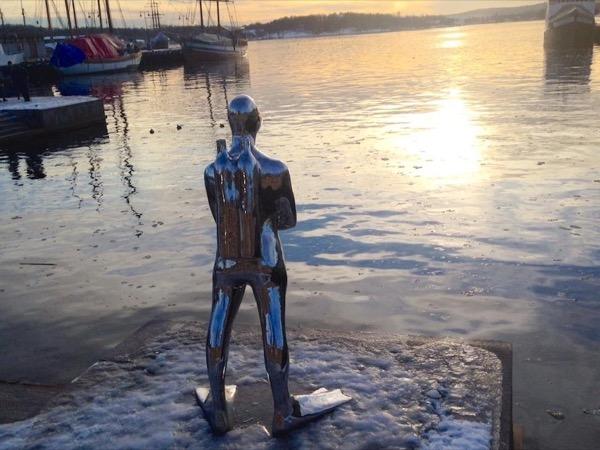 Beautiful Oslo Harbour