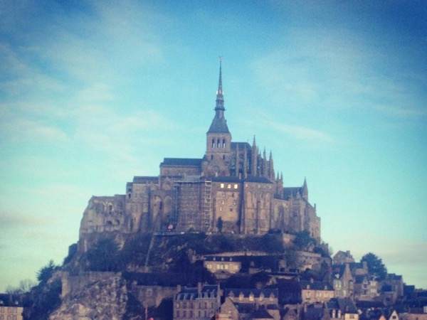 Great Private tour to Mont Saint Michel, Normandy from Le Havre