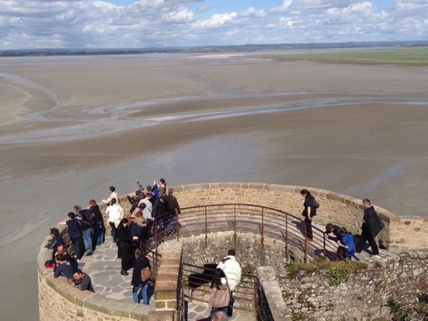 Great Private tour to Mont Saint Michel, Normandy