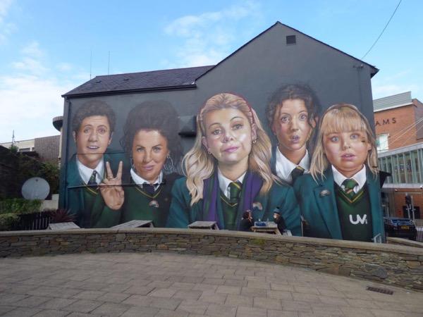 Derry Girls Sites Tour