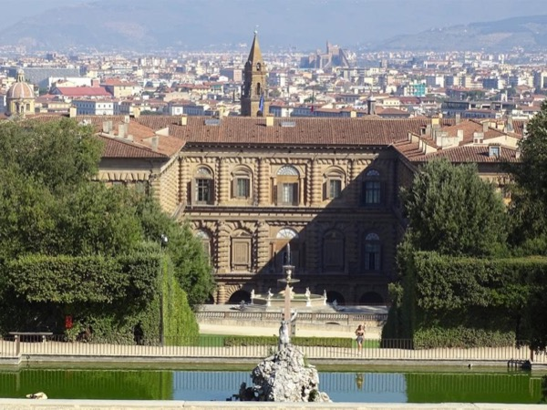 Pitti Palace Grand Tour