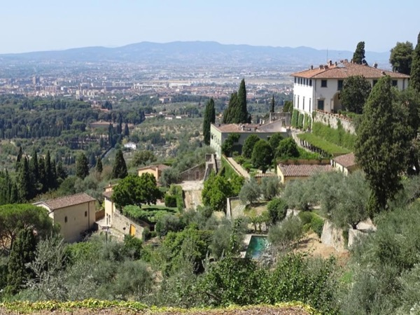 Medici Villas - UNESCO world heritage sites