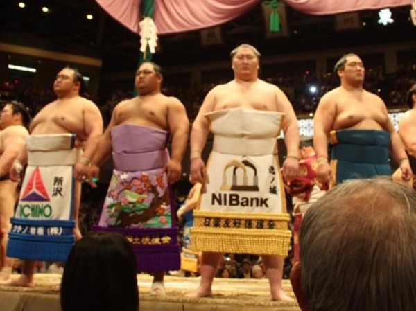 Sumo Tournament Viewing and the highlight of Tokyo