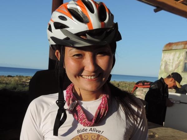 5 day Cycling Tour Around Issyk Kul lake