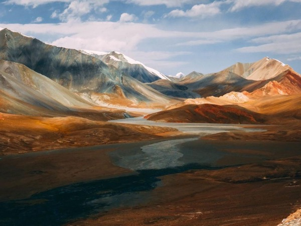 Discover Tadjikistan
